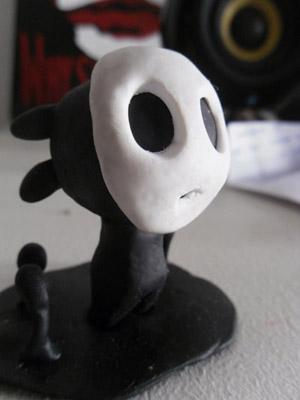 Character figurine