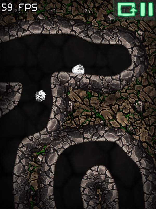 New cave foreground textures