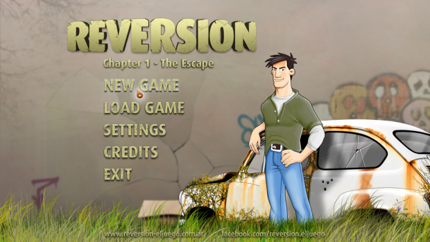 Reversion Gameplay Screenshots
