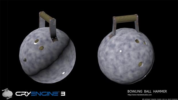Bowling Ball Hammer