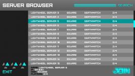 Server Browser