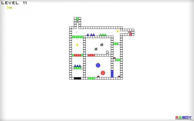 RGBOY level 11