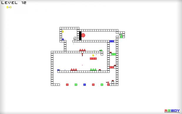 RGBOY level 12