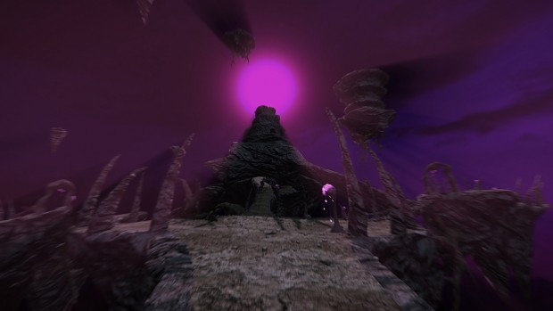 Tainted Fate Alpha Screens