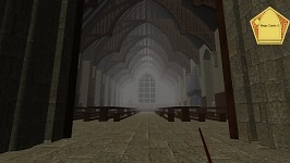 Great hall + corridor