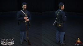 Union Private Frock Coat