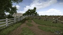 Mumma farm scene WIP 2