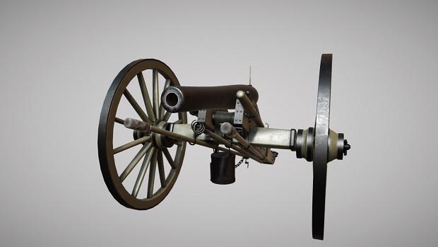 3inch Ordnance Gun