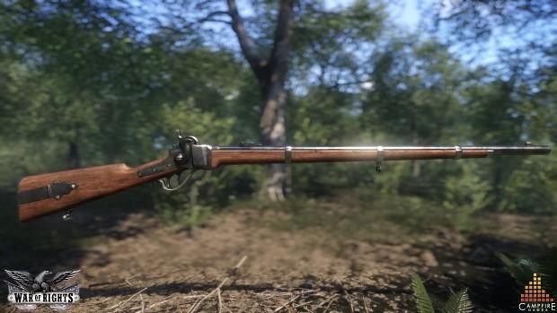 Sharps Rifle M1859