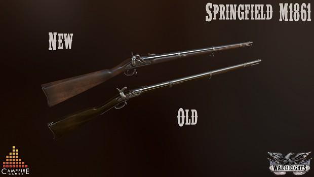 Springfield M1861 updated