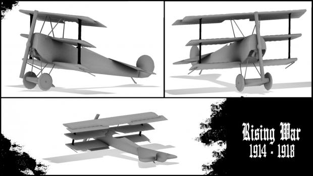 Fokker Dr.1 W.I.P.