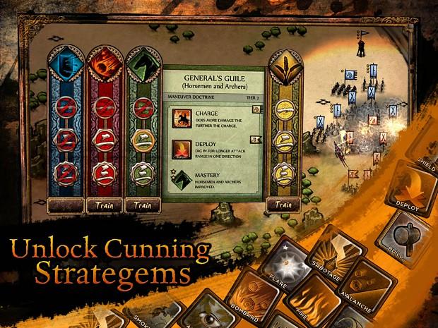 Unlock Cunning Strategems