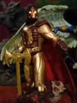 Merciless Custom Action Figure w Base