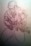Telluric Soldier Concept