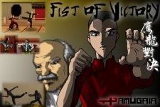 Fist of Victory Final Poster