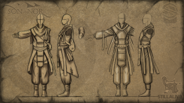 Son of Nor Clothing Concept