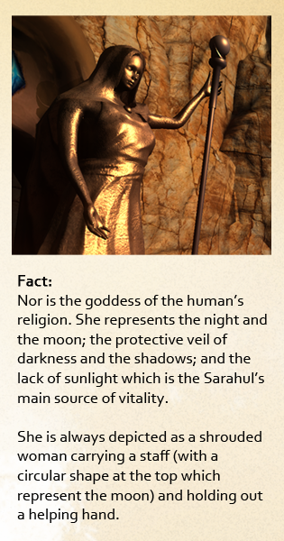Son of Nor -  Fun Fact #3