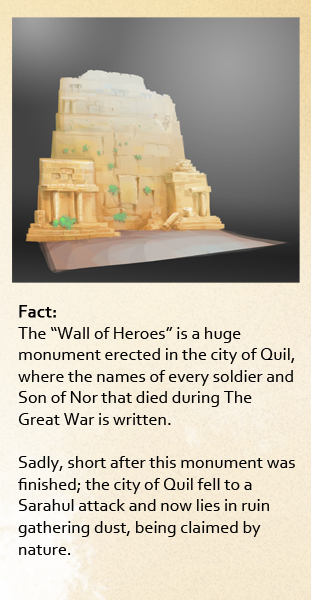 Son of Nor -  Fun Fact #6