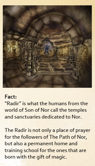 Son of Nor -  Fun Fact #7