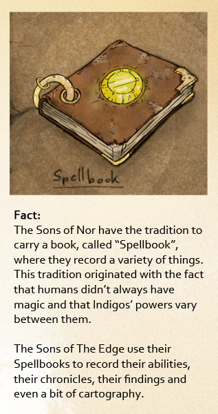 Son of Nor -  Fun Fact #8