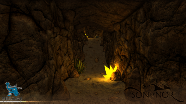 New Cave System - Screenshot Saturday