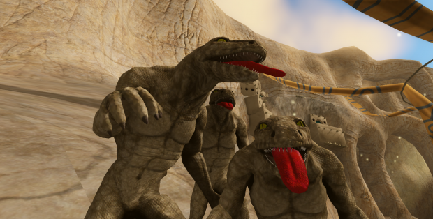 Sarahul Attacking the Player