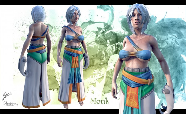 Base Monk Clothing
