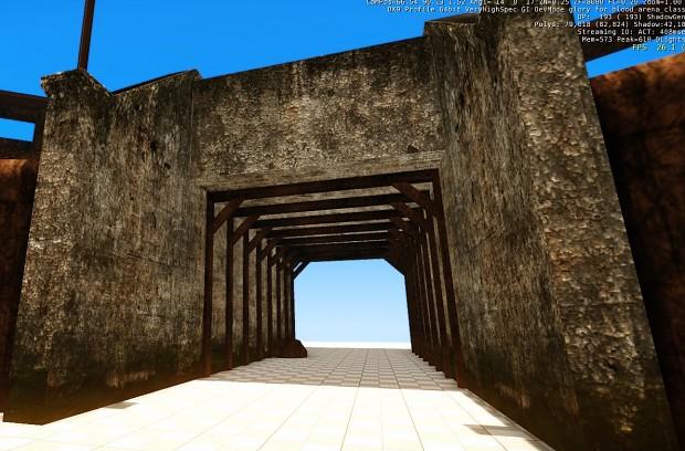 Arena Texture Progress 1.1