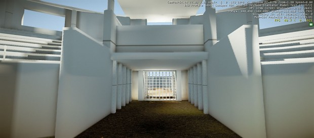 Arena Gate
