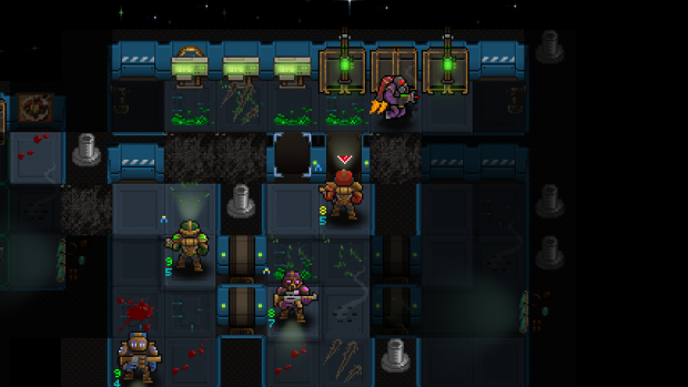 Steam Marines v0.8.6a Images