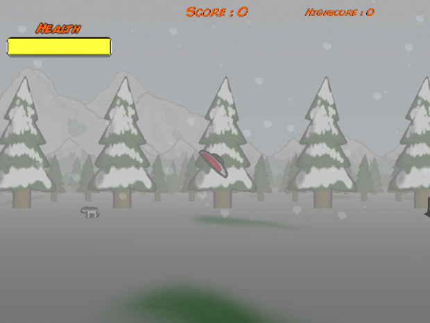 Snowy Level (Take 2)