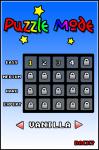 Puzzle Selection menu (WIP)