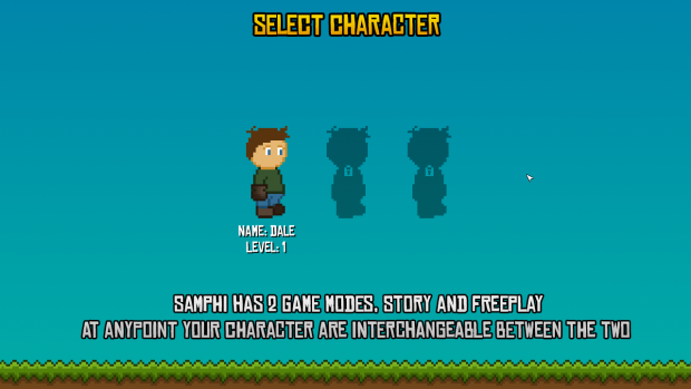 Greenlight Image - Interchanging Characters