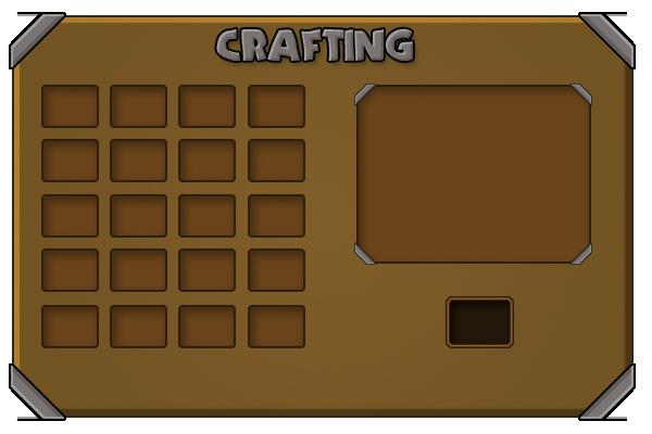 Crafting Sneak Peak