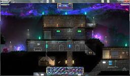 Darkout high-tech base