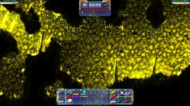 Tiberium gold mines