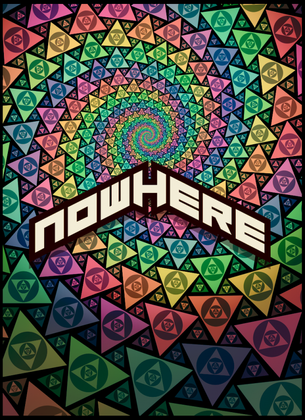 NOWHERE vintage box art