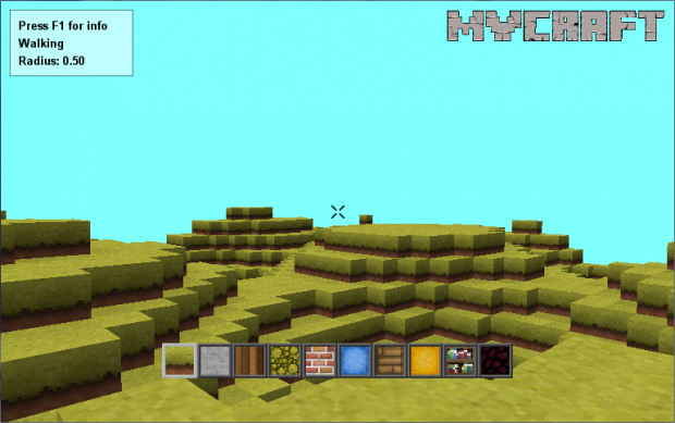 MyCraft 3D Screenshots