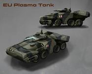 EU Plasma tank