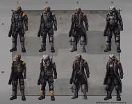 EU Rifleman concept art