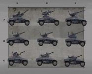 EU drone concepts