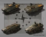 EU Drone Carrier concept