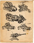 Intermarium vehicles concepts