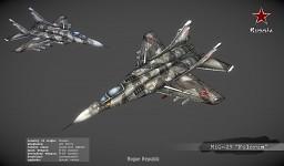 MiG-29 (reskin)