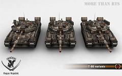 T-80 variants