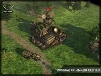 Russian Command Center