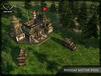 Russian Motor Pool