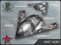 MiG Skat drone