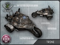Intermarian Trike