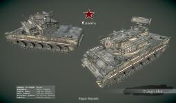 Tunguska (reskin)